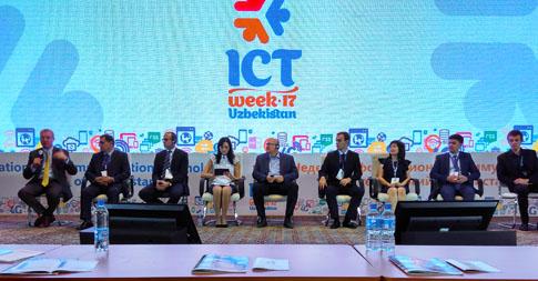 ITTS on ICTFORUM 2017, Uzbekistan, Tashkent